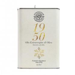 Olivenöl Extra Vergine 1950 Kanister - Gaudenzi - 3l