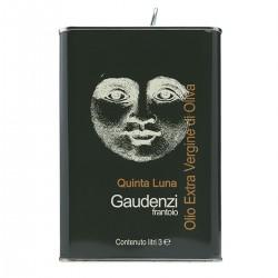 Olivenöl Extra Vergine Quinta Luna Kanister - Gaudenzi - 3l