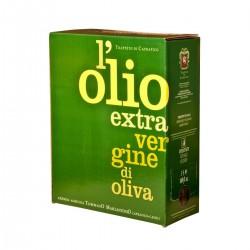 Olivenöl Extra Vergine Bag in Box - Trappeto di Caprafico - 5l