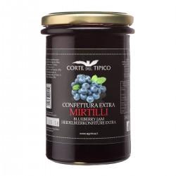 Heidelbeerkonfitüre Extra - Agraria Riva del Garda - 340gr