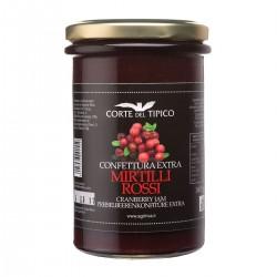 Preiselbeerkonfitüre Extra - Agraria Riva del Garda - 340gr