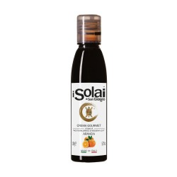 Orangen Balsamico Dressing - I Solai - 180gr