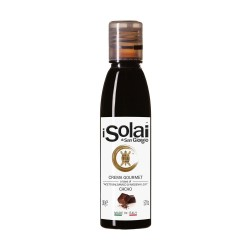 Balsamico Creme Gourmet Kakao - I Solai - 180gr