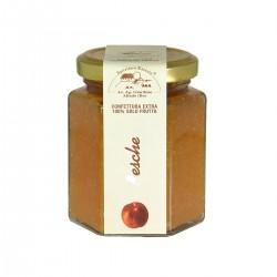 Pfirsichmarmelade - Apicoltura Cazzola - 200gr