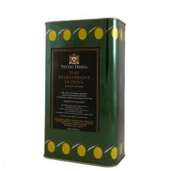 Olivenöl Extra Vergine monocultivar Cerasuola Kanister - Disisa - 3l