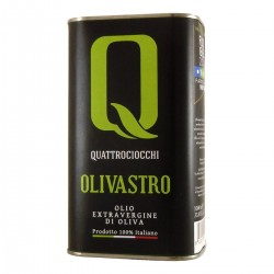 Olivenöl Extra Vergine Olivastro Kanister - Quattrociocchi - 1l