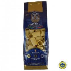 Mezzi Paccheri Rigati IGP Gragnano - Antiche Tradizioni di Gragnano - 500gr