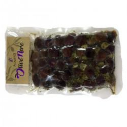 Eingelegte Schwarze Oliven - Agrestis - 300gr