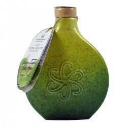 Olivenöl Extra Vergine Keramikflasche Farbe Green Fog - Silvi Sabina Sapori -...