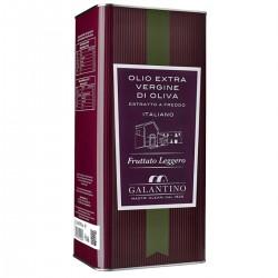 Olivenöl Extra Vergine Leicht Fruchtig Kanister - Galantino - 5l