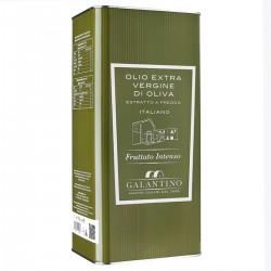 Olivenöl Extra Vergine Intensiv Fruchtig Kanister - Galantino - 5l