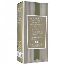 Olivenöl Extra Vergine Mittle Fruchtig Kanister - Galantino - 5l