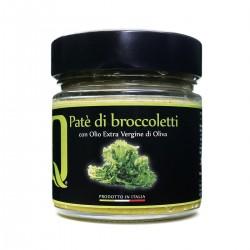 Brokkoli Aufstrich Patè di Broccoletti - Quattrociocchi - 190gr