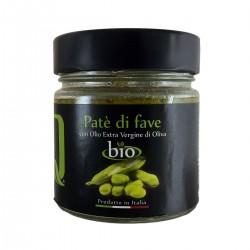 Bohnen Aufstrich Patè di Fave - Quattrociocchi - 190gr