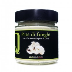 Pilz Aufstrich Patè di Funghi - Quattrociocchi - 190gr