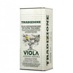 Olivenöl Extra Vergine Tradizione Kanister - Viola - 5l