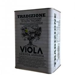 Olivenöl Extra Vergine Tradizione Kanister - Viola - 3l