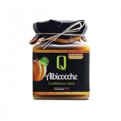 Aprikosenkonfitüre Confettura di Albicocche - Quattrociocchi - 350gr