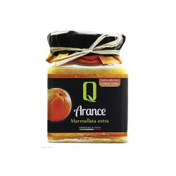 Orangenkonfitüre Confettura di Arance - Quattrociocchi - 350gr