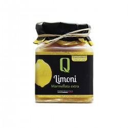 Zitronenkonfitüre Confettura di Limoni - Quattrociocchi - 350gr