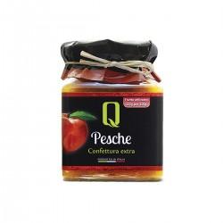 Pfirsich Konfitüre Confettura di Pesche - Quattrociocchi - 350gr