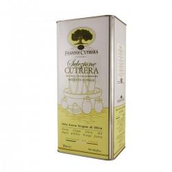 Olivenöl Extra Vergine Selezione Kanister - Cutrera - 5l