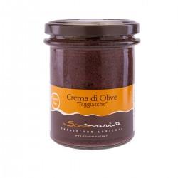 Creme aus Taggiasca Oliven - Sommariva - 180gr