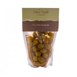 Grüne Oliven in Salzlake - Sommariva - 300gr