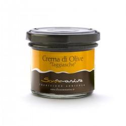 Creme aus Taggiasca Oliven - Sommariva - 100gr