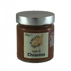 Chianina Fleischsoße - Toscana in Tavola - 210gr