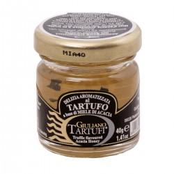 Akazienhonig mit Trüffelgeschmack - Giuliano Tartufi - 65gr
