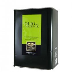 Olivenöl Extra Vergine di Oliva del Cardinale - Luigi Tega - 3l