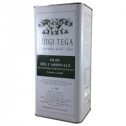 Olivenöl Extra Vergine di Oliva del Cardinale - Luigi Tega - 5l
