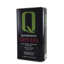 Olivenöl Extra Vergine Superbo Moraiolo Kanister - Quattrociocchi - 3l