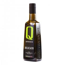 Olivenöl Extra Vergine Delicato Leccino - Quattrociocchi - 500ml
