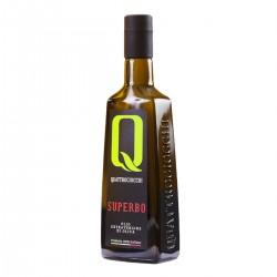 Olivenöl Extra Vergine Superbo Moraiolo - Quattrociocchi - 500ml