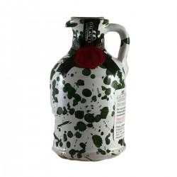 Olivenöl Extra Vergine Keramisches Glas Grünes - Galantino - 100ml