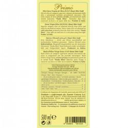Olivenöl Extra Vergine Primo Dop Monti Iblei - Cutrera - 500ml