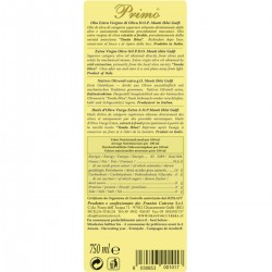 Olivenöl Extra Vergine Primo Dop Monti Iblei  - Cutrera - 750ml