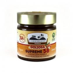 Supreme 58% Haselnüsse (Nocciole) - Il Colle del Gusto - 250g