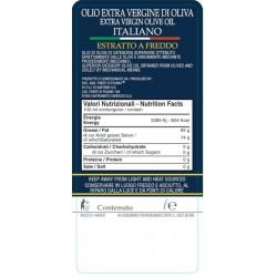Olivenöl Extra Vergine Riflessi - Fonte di Foiano - 500ml