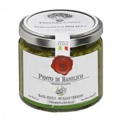 Basilikumpesto Pesto di Basilico - Cutrera - 190gr