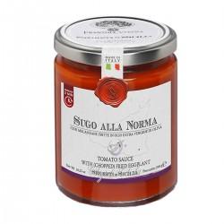 Soße mit Auberginen Sugo alla Norma - Cutrera - 290gr