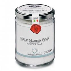 Natürliches Meersalz aus Sizilien (fein) Sale Marino Fino di Sicilia Naturale...
