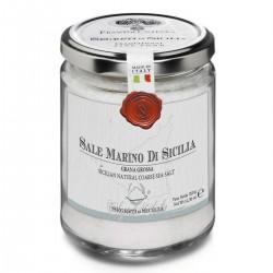 Natürliches grobes Meersalz aus Sizilien Sale Marino Grosso di Sicilia...