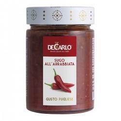 All'Arrabbiata soße - De Carlo - 300gr