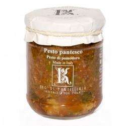 Pesto aus Pantelleria - Oro di Pantelleria Kazzen - 180gr