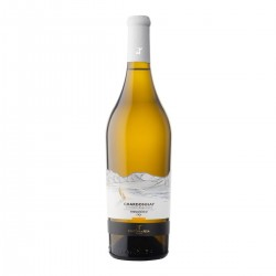 Weißwein Chardonnay Trentino Superiore DOC Bio - Agraria Riva del Garda - 750ml