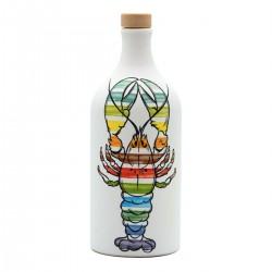 Olivenöl Extra Vergine Keramisches Glas Hummer peranzana - Muraglia - 500ml