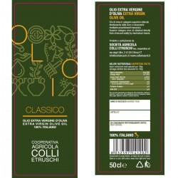 Olivenöl Extra Vergine Classico - Colli Etruschi - 500ml